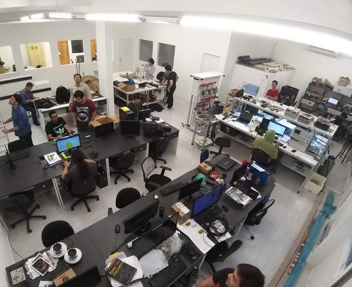 Laboratório NITEE UFF