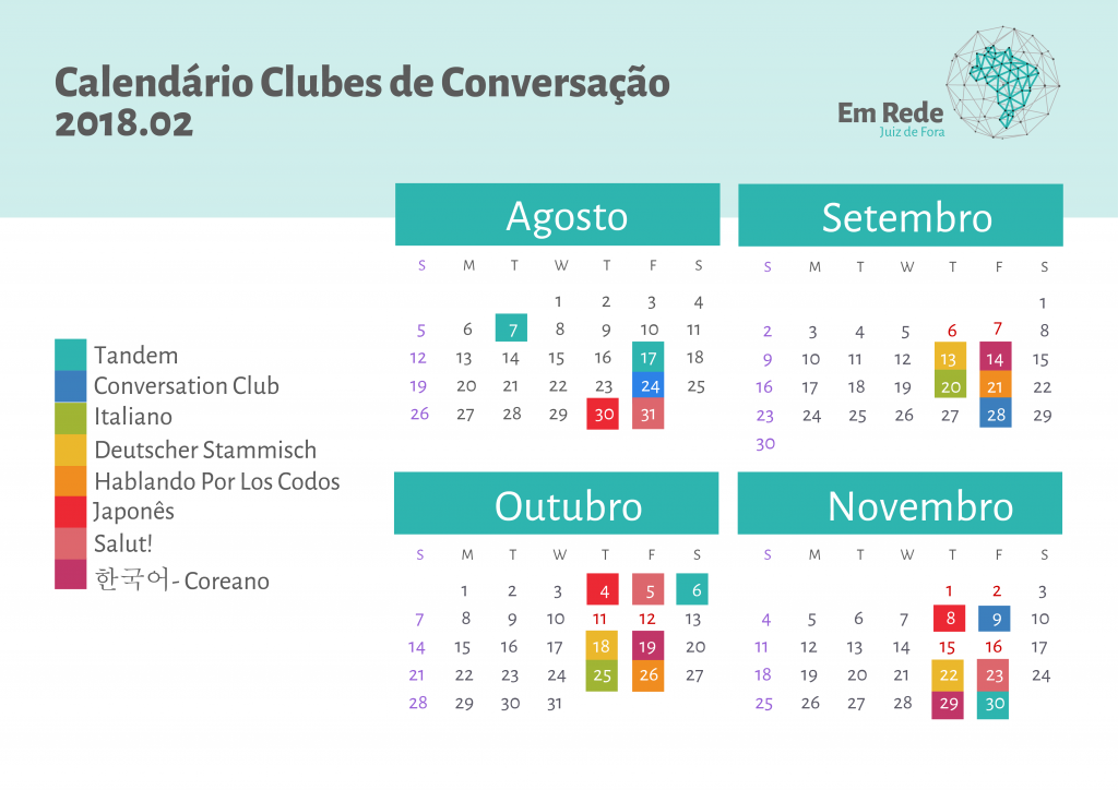 Calendário CC