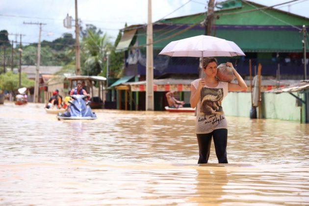 UFJF firma parceria com Nações Unidas para a redução de riscos de desastres