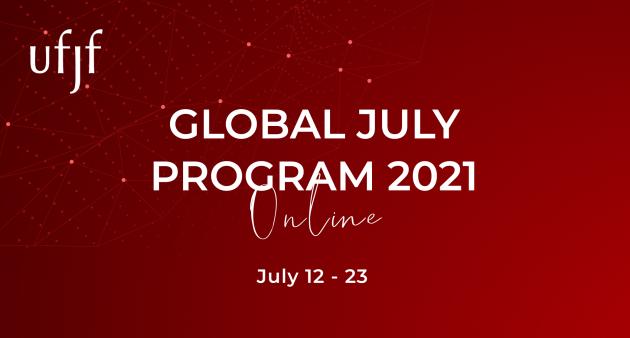 Global July 2021 termina com discussão sobre internacionalização em casa