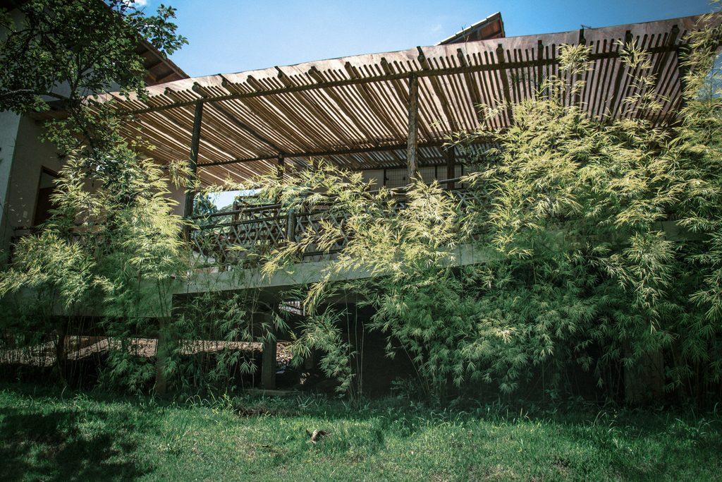 Laboratório Casa Sustentável (Foto: Maria Otávia Rezende/UFJF)