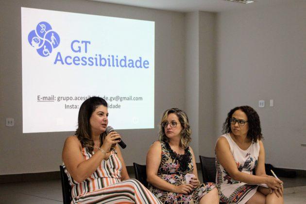 Roda de conversa discute desafios e possibilidades de inclusão na universidade