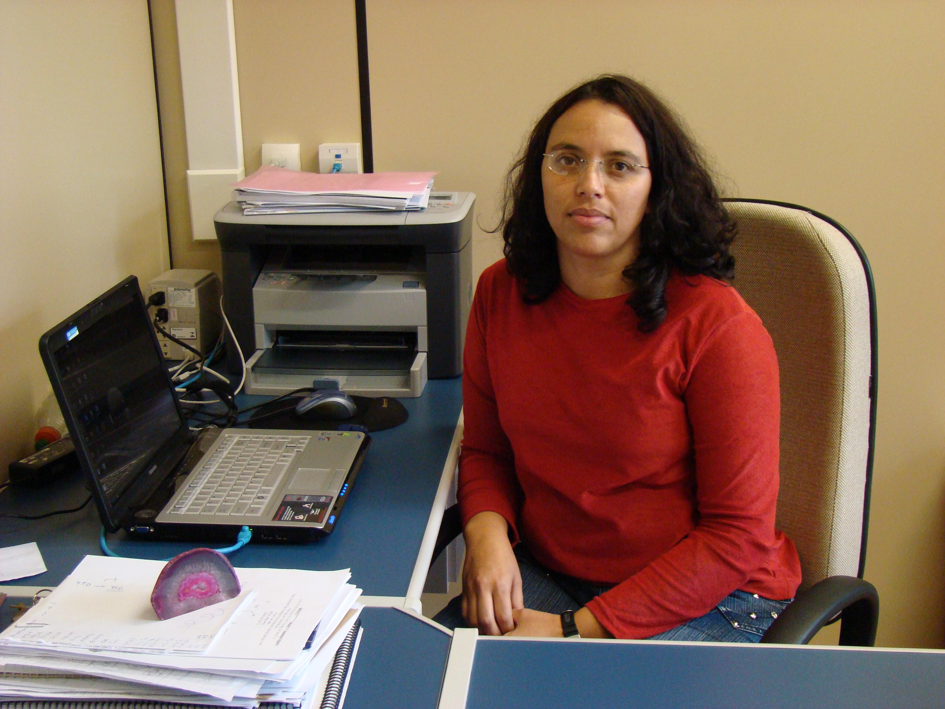 Prof. Dr. Renata Diniz - Picture