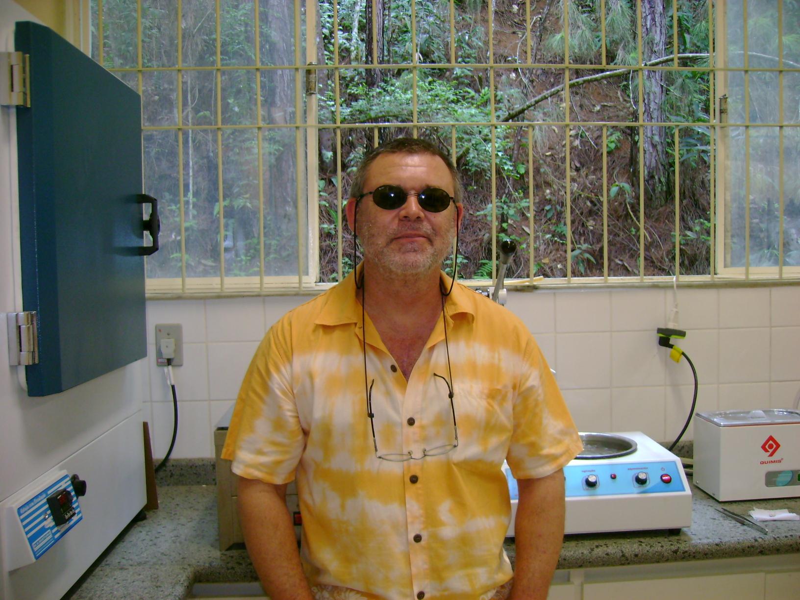 Prof. Dr. Luiz F. C. de Oliveira - Picture