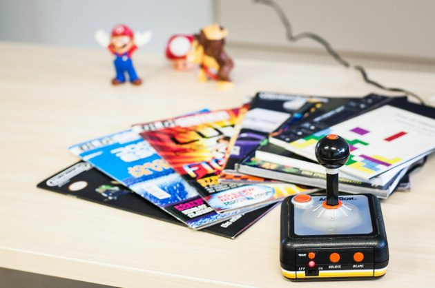 Estudo inédito sobre Jogos eletrônicos resgata elementos clássicos da cultura gamer (Foto: Caique Cahon)