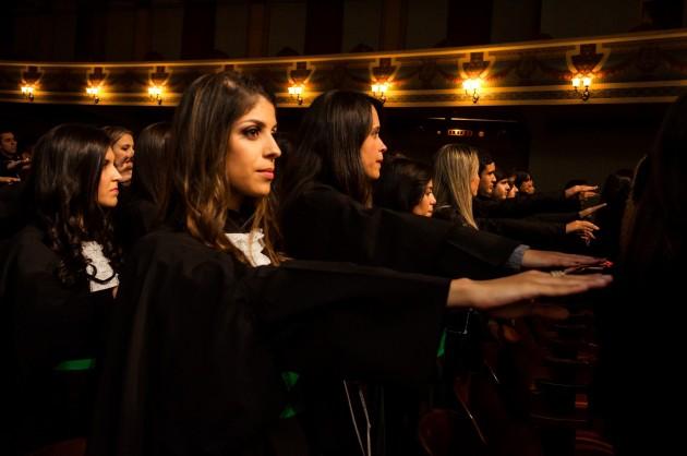 1.645 estudantes colam grau nos dias 19,20 e 21 de dezembro (Foto: Géssica Leine/UFJF)