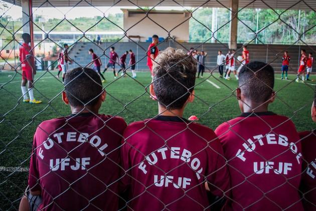 Com inscrições gratuitas, projeto procura novos talentos para suas equipes (Foto: Caíque Cahon/UFJF)