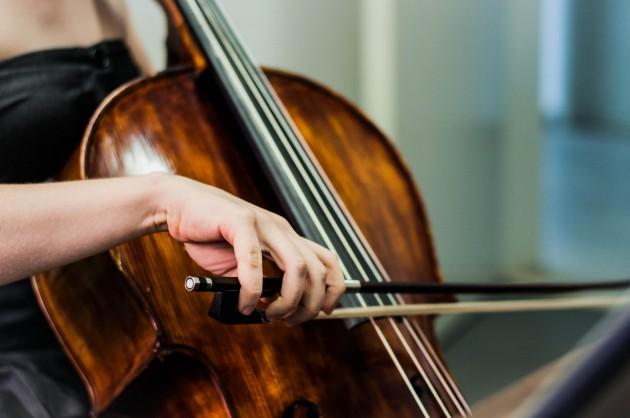 música - instrumento Foto Caíque Cahon