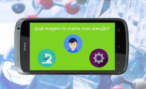 Exemplificação de interface do game (Foto: Divulgação)