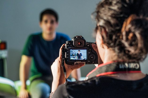 Evento é promovido pelo Cineclube Movimento, projeto de extensão do IAD (Foto: Caique Cahon)