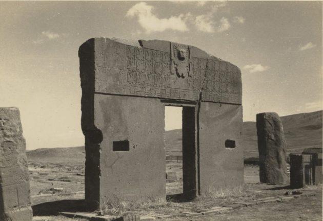 A Porta do Sol, considerada Patrimônio Cultural pela Unesco (Foto: Divulgação)
