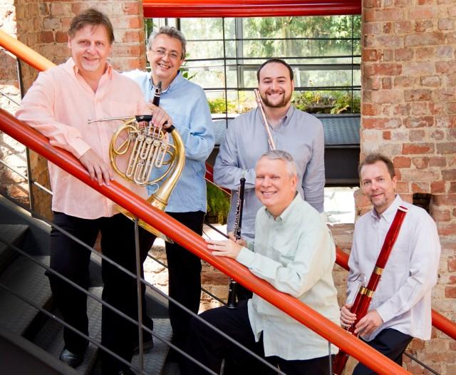 Quinteto Villa-Lobos (Foto: Divulgação)