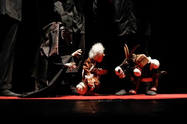 Teatro Navegante - O Organista - foto Arita 4