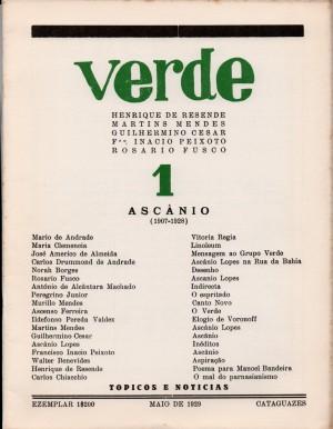 Com seis edições - as cinco primeiras publicadas entre setembro de 1927 e janeiro de 1928, e a última em maio de 1929