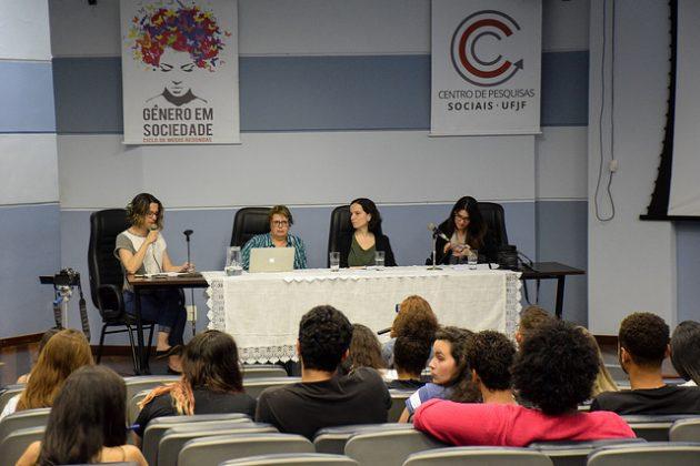 Importância da valorização do Impacto de mulheres na ciência foi tema central (Foto: Fayne Ferrari)