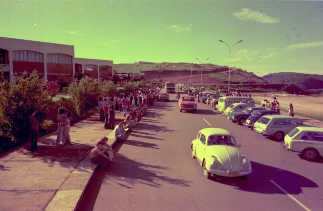 (Foto: Roberto Dornelas, acervos pessoais e Arquivo Central da Universidade)