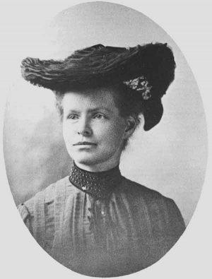"""Nettie Stevens, uma das cientistas que sofreu o chamado """"Efeito Matilda"""" (Foto: Divulgação)"""