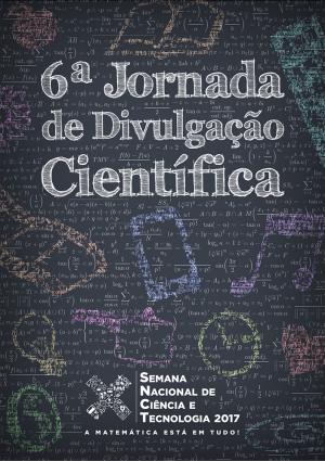 """Tema do evento é o estipulado pela SNCT: """"A matemática está em tudo!"""" (Foto: Divulgação)"""
