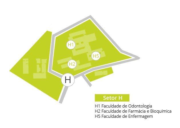 setor H mapa