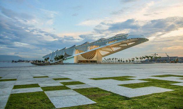 Selecionados passam pelas etapas nacionais do concurso no Museu do Amanhã, RJ (Foto: Elias Rovielo/Visualhunt)