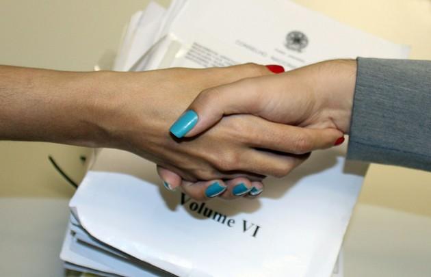 conciliar é legal Foto Gil Gerreira - Agência CNJ
