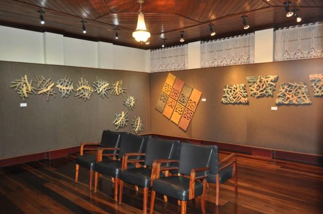 """Exposição """"Pratos, bilhas e moringas"""". foi uma das mostras sediadas na Galeria em 2017 (Foto: Divulgação)"""