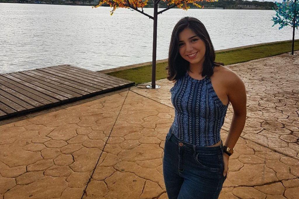 Isabela Araujo conseguiu 90% do total de pontos no Pism (Foto: arquivo pessoal)
