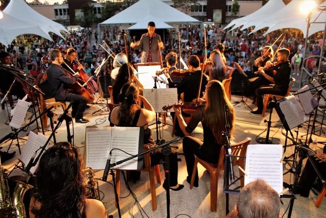 a seleção para as orquestras será no dia 24, a partir das 14h, também no Teatro Pró-Música (foto Angelo Abreu)