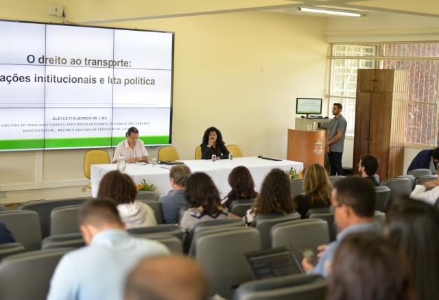 Fórum Nacional de Pró-reitores de Assistência Estudantil (Fonaprace) (Foto: Twin Alvarenga)