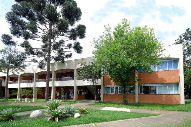 Em 1974 o curso passou por federalização se incorporando ao campus (Foto: Alexandre Dornelas)