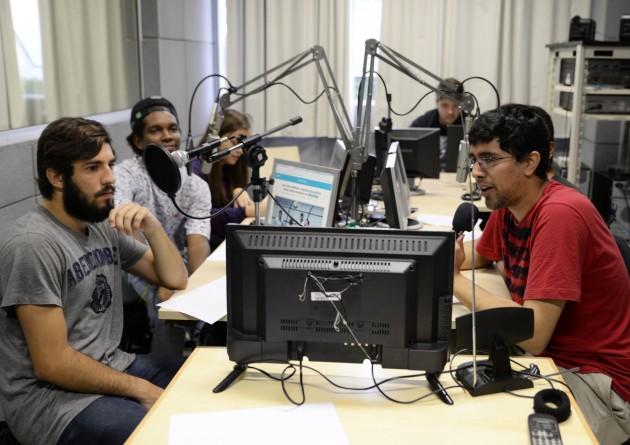 Equipe transmite competição mundial de 14 de junho a 17 de julho (Foto: Twin Alvarenga)