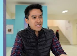 Rafael Kenji é diretor de campus do Hult Prize e responsável pela participação da UFJF na competição (Foto: Twin Alvarenga)