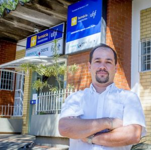 """""""Além de alertar sobre os riscos vamos informar a população sobre a maneira ideal de descarte"""", esclarece Marcelo Silvério."""