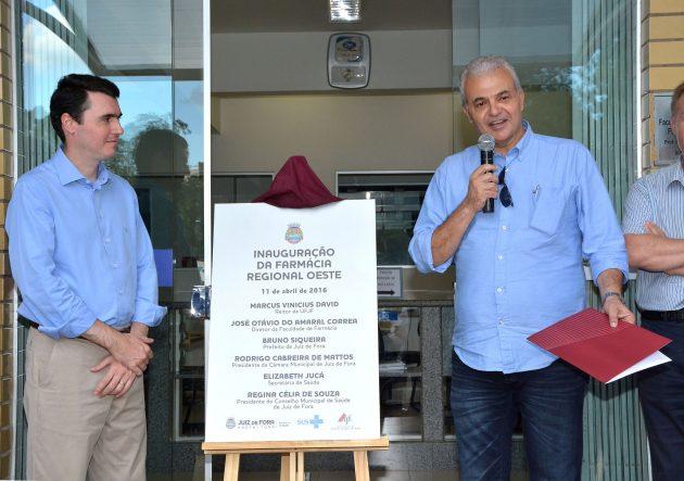 Segundo o prefeito Bruno Siqueira, cerca de 15 mil pessoas serão atendidas (Foto: ALexandre Dornelas)