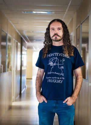 Roberto Marques Neto - professor Geografia - pesquisador Paraibuna Foto Caíque Cahon