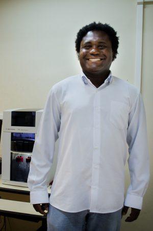 Marcone Oliveira, pesquisador da UFJF, é um dos convidados para se apresentar no simpósio (Foto: Caique Cahon)