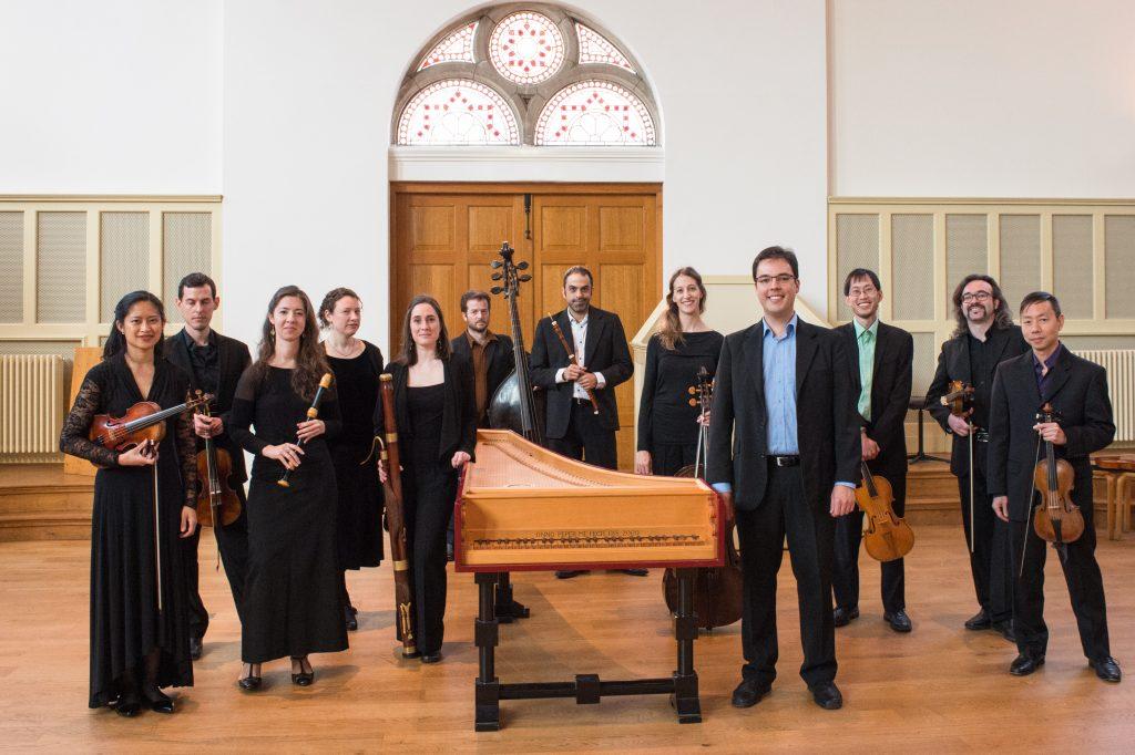 COLLEGIUM MUSICUM Den Haag - 27º Festival de Música Colonial Brasileira e Música Antiga Foto Divulgação