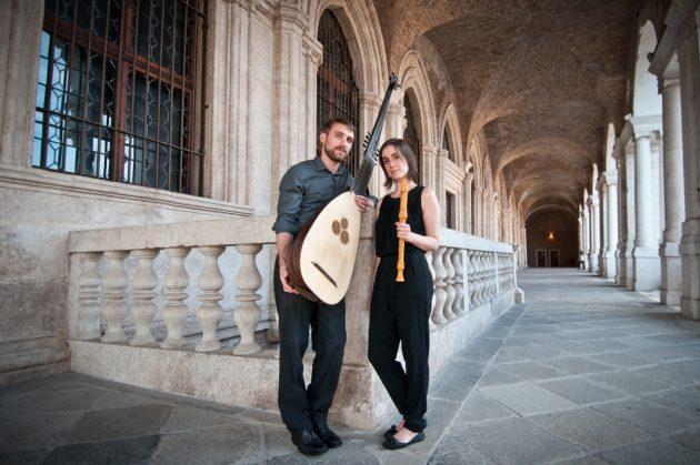 Giulio Quirici e Isabel Favilla - 27º Festival Pró-música Foto Divulgação