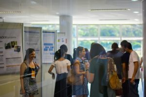 270 projetos foram apresentados durante a Mostra de Ações de Extensão, divididos em 8 áreas temáticas (Foto: Luiz Carlos Lima)