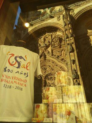 Em 2018, a Universidad de Salamanca completará 800 anos e terá programação especial comemorativa (Foto: arquivo pessoal)
