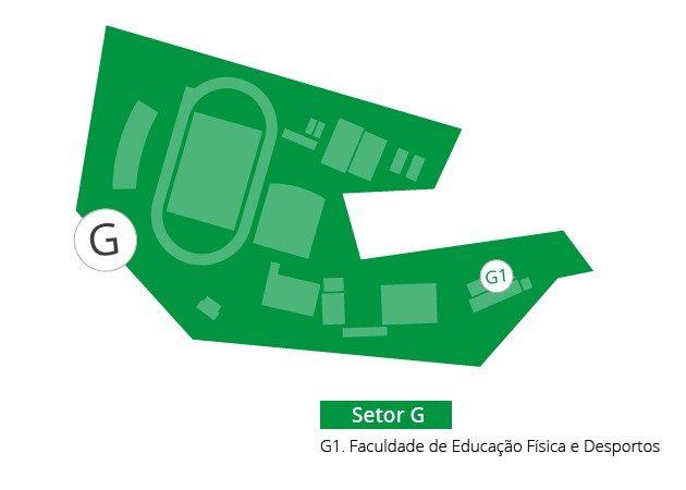 setor G mapa