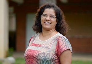 Professora do Serviço Social assume setor ligado à Diretoria de Ações Afirmativas (Foto: Twin Alvarenga/UFJF)