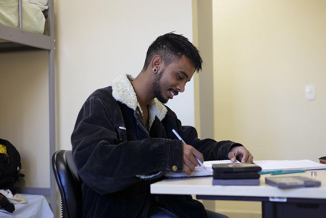 Estudantes classificados estão convocados para a sorteio das chaves (Foto: Iago de Medeiros/UFJF)