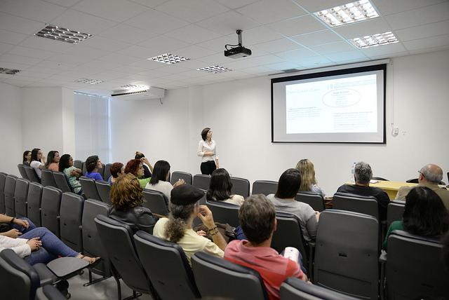 Evento encerrou dois anos de atividades do projeto sobre o Minha Casa Minha Vida (Foto: Twin Alvarenga/UFJF)