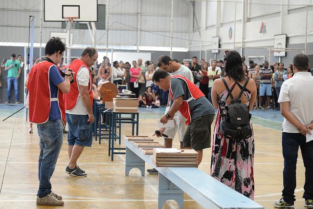 Colégio oferece 75 vagas para o 1º ano do fundamental (Foto: Twin Alvarenga/UFJF)