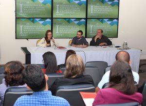 """Seminário de Serviço Social tratou de """"Saúde Mental e Universidade"""" (Foto: Alice Coêlho/UFJF)"""