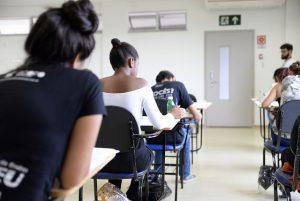 Comissão de Verificação das Autodeclarações Étnico-raciais (Foto: Twin Alvarenga/UFJF)