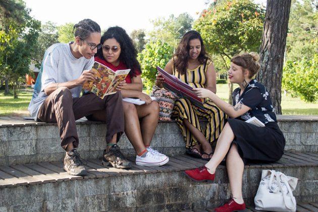Pesquisa nacional traçou perfil dos alunos das instituições federais de ensino superior (Foto: Rodrigo Milanni/UFJF)