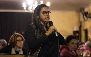 Danielle Teles da Cruz (Foto: Maria Otávia Rezende/UFJF)