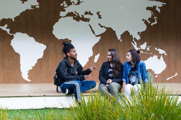 UFJF é a 6ª melhor universidade brasileira em universalização, segundo ranking da Folha (Foto: Rodrigo Milanni/UFJF)